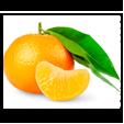 Mandarinlevél